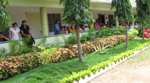 Green Campus - Rishi M.S Institute Of Engineering & Technology