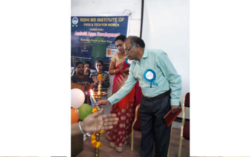 Rishi M.S Institute Of Engineering & Technology Lightining