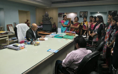 Faculty Orientation Class in Rishi M.S Institute Of Engineering & Technology