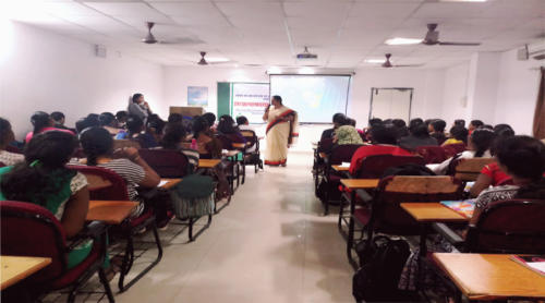 First Year Orientation Class in Rishi M.S Institute Of Engineering & Technology