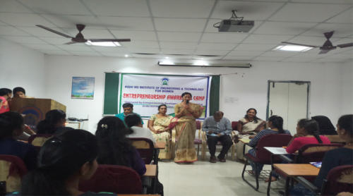 Year Ending Talk in Rishi M.S Institute Of Engineering & Technology