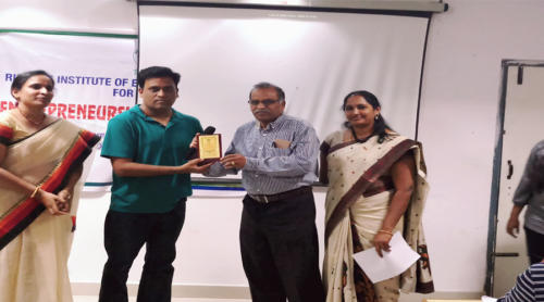 Rishi M.S Institute Of Engineering & Technology awarded as the green campus of the year