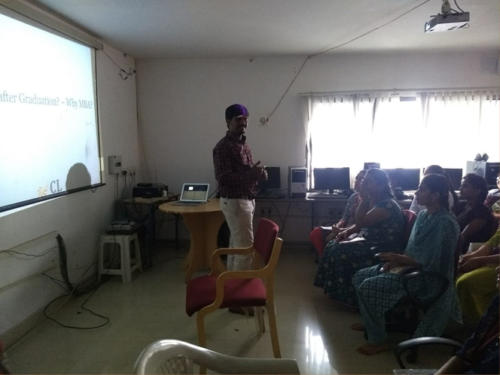 Career Launchers Orientation program