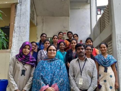 Telangana Student Academy Govt Org Internship Duration 1 Year