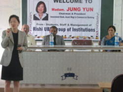 15. Jung Yun-Yun Capital -Investment Bank  USA